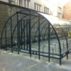 Kenilworth Cycle Compound Shelter